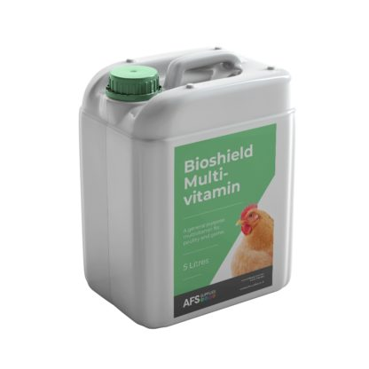 Poultry and Chicken Multi Vitamin