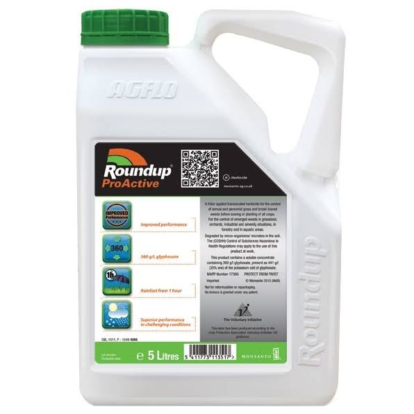 Range of Weed Killers and Herbicides - UK Stock