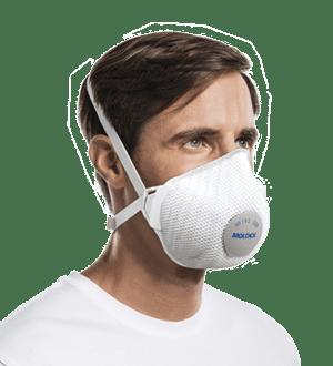 X Ffp3 Masks Reusable Air Provalve 5 Plus 3408 Moldex